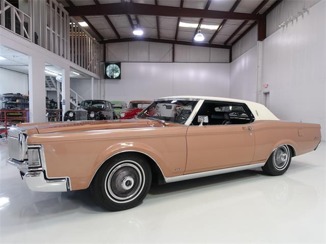 1969 Lincoln Continental (CC-1225561) for sale in Saint Louis, Missouri