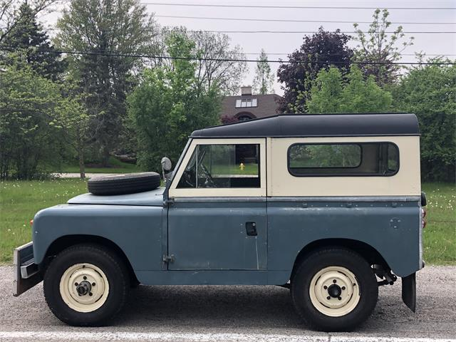 1968 Land Rover Series II 88