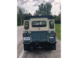 1968 Land Rover Series II 88 (CC-1225571) for sale in London, Ontario