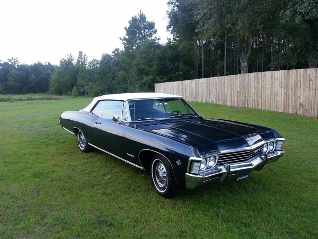 1967 Chevrolet Impala SS (CC-1220559) for sale in Milton, Florida