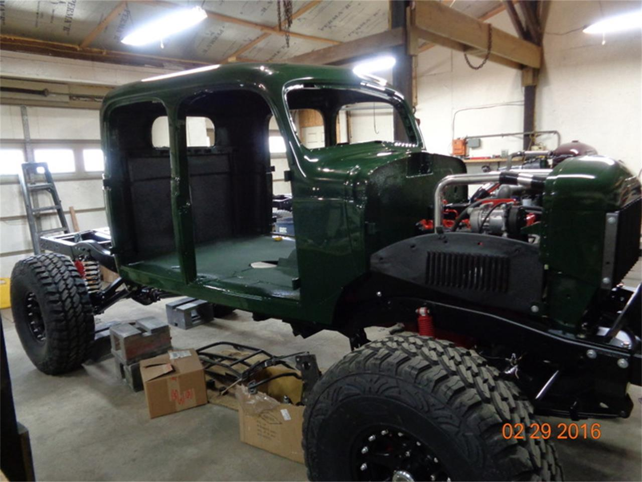 1947 Dodge Power Wagon (CC-1225599) for sale in Macedonia, Ohio