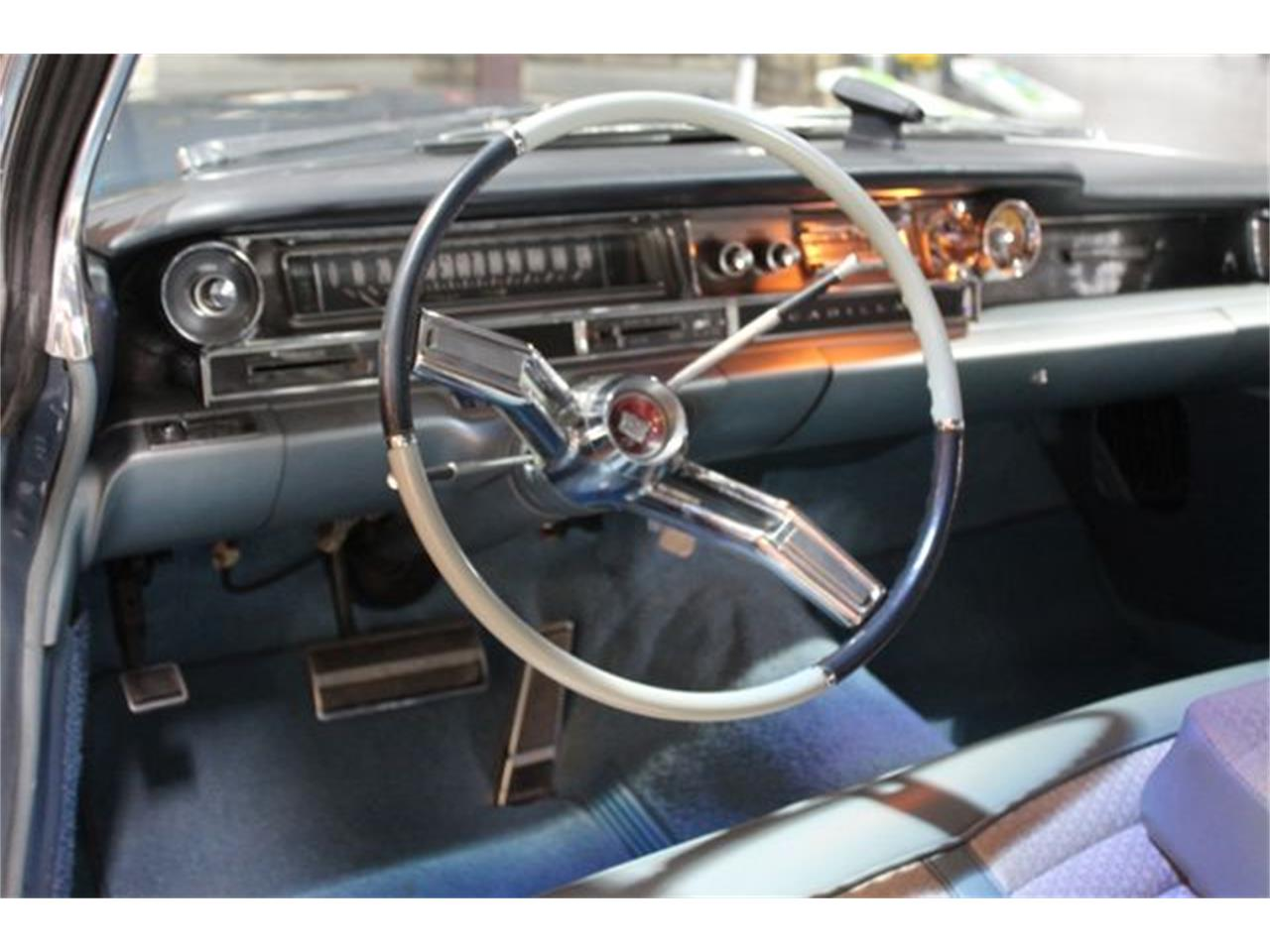 1961 Cadillac DeVille (CC-1220569) for sale in Houston, Texas