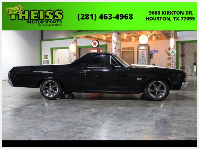 1972 Chevrolet El Camino (CC-1220570) for sale in Houston, Texas