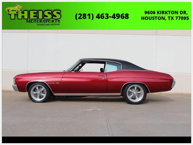 1971 Chevrolet Chevelle (CC-1220573) for sale in Houston, Texas