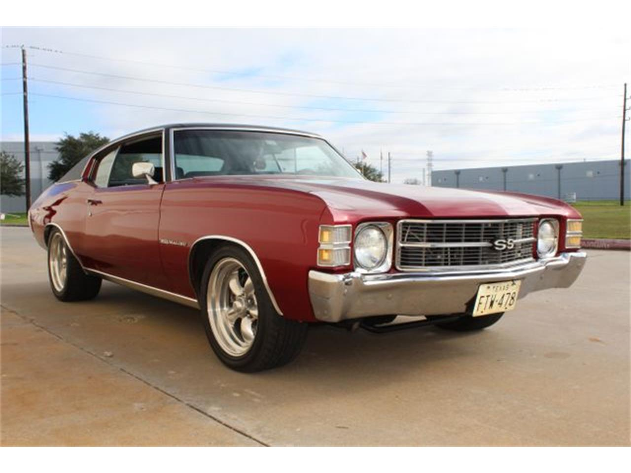 1971 Chevrolet Chevelle (CC-1220573) for sale in Houston, Texas