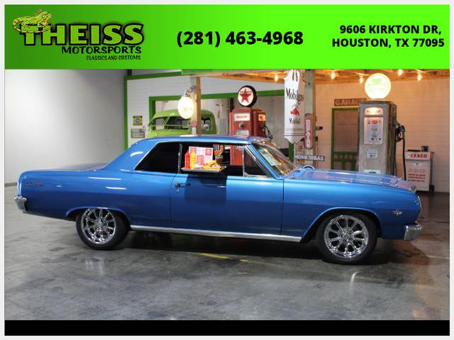 1965 Chevrolet Chevelle (CC-1220575) for sale in Houston, Texas
