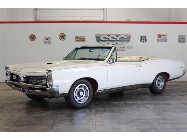 1967 Pontiac GTO (CC-1225788) for sale in Fairfield, California