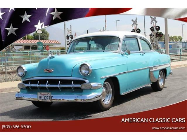1954 Chevrolet Bel Air (CC-1225810) for sale in La Verne, California