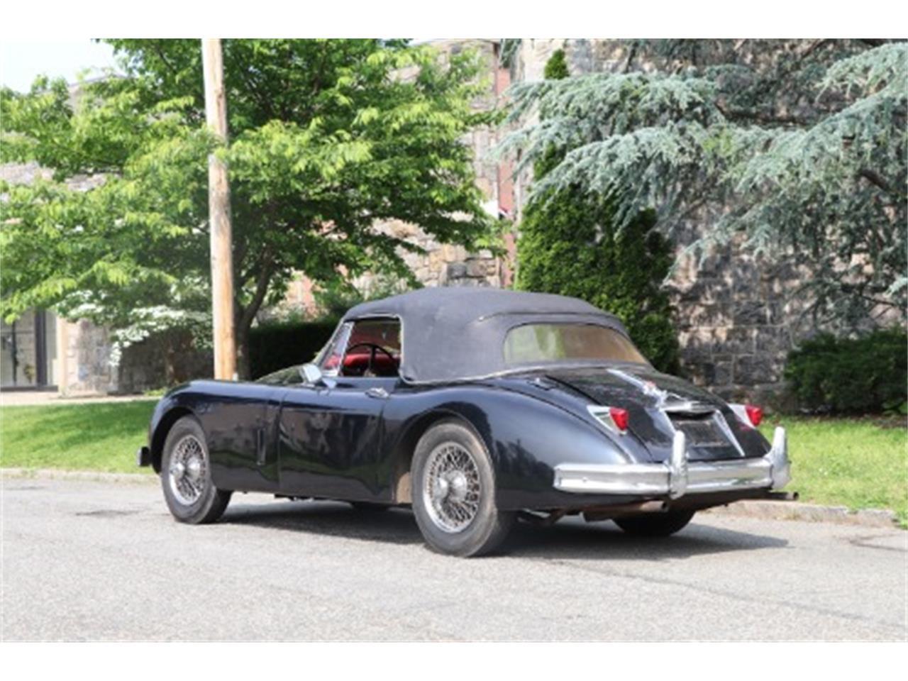 1959 Jaguar XK150 (CC-1225887) for sale in Astoria, New York