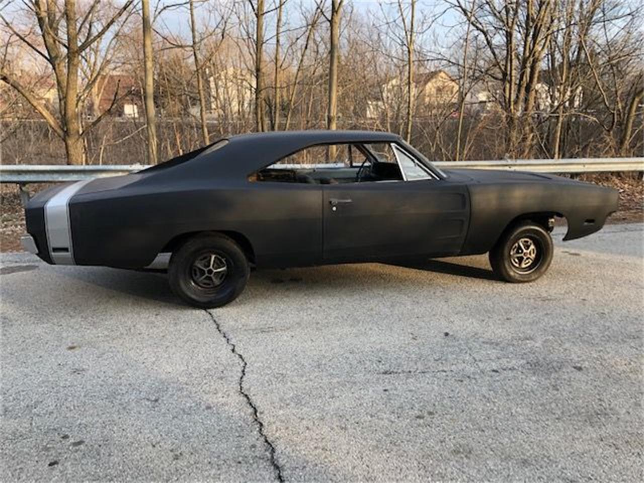 1969 Dodge Charger (CC-1225936) for sale in Cadillac, Michigan