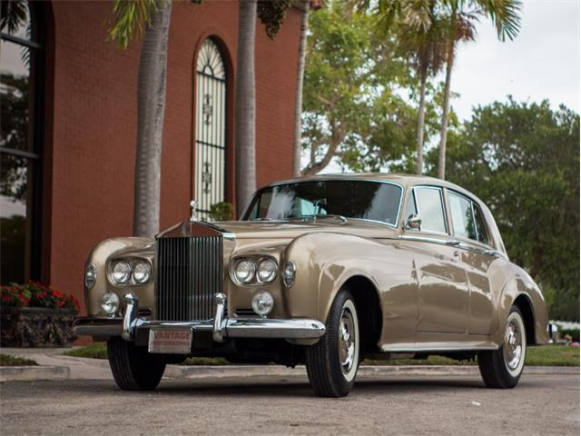 1965 Rolls-Royce Silver Cloud III (CC-1225996) for sale in North Miami , Florida
