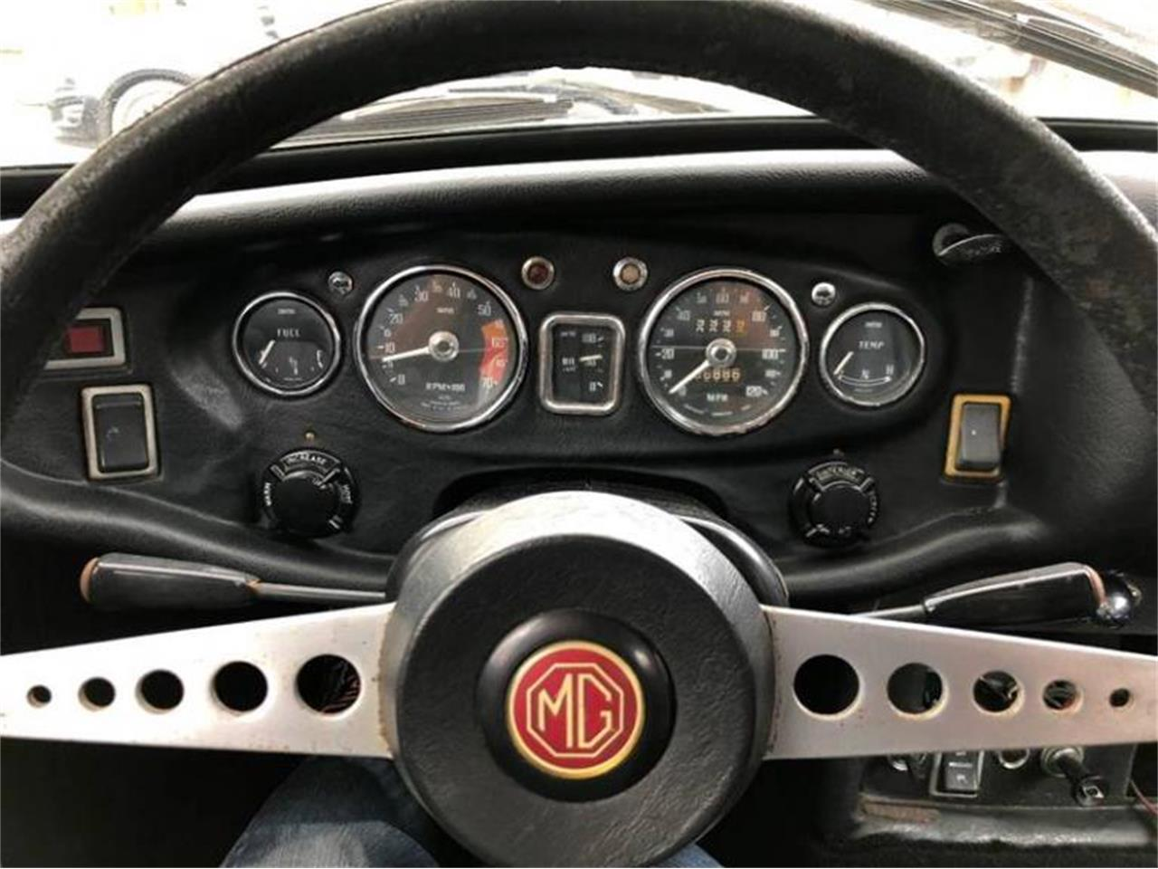 1970 MG MGB GT (CC-1220060) for sale in Los Angeles, California