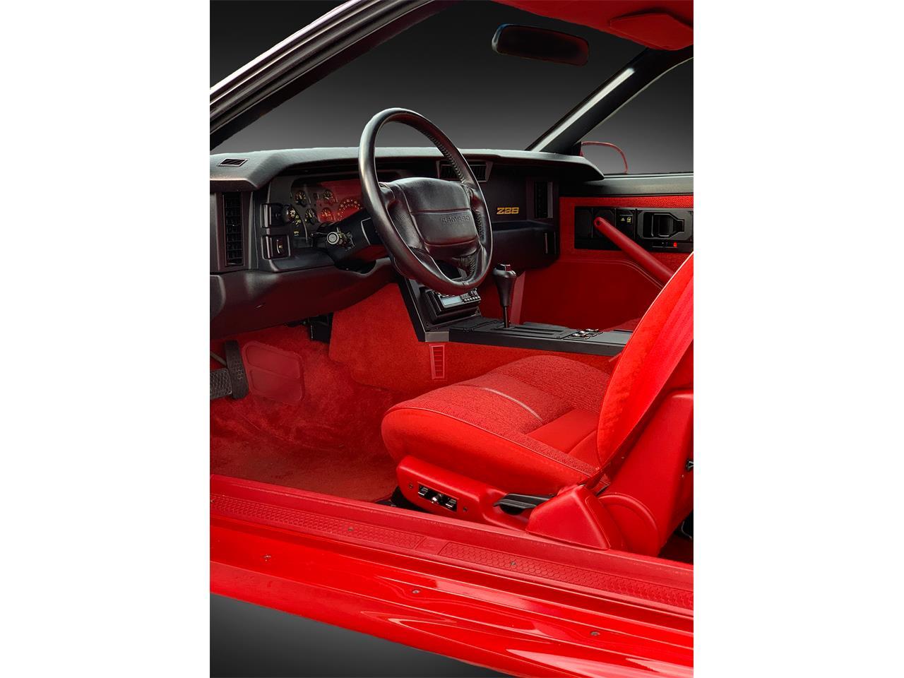 1991 Chevrolet Camaro Z28 (CC-1226009) for sale in Mill Hall, Pennsylvania