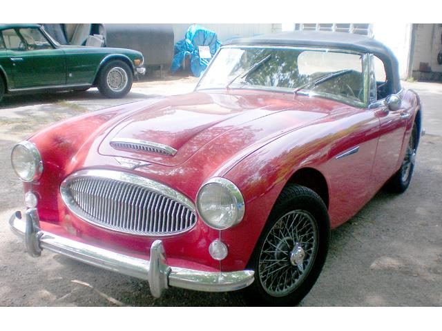1965 Austin-Healey 3000 Mark III BJ8 (CC-1226016) for sale in Rye, New Hampshire