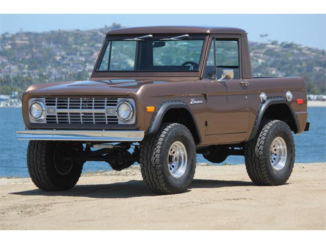 1971 Ford Bronco (CC-1226070) for sale in San Diego, California