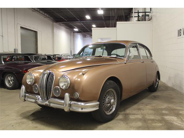 1963 Jaguar Mark II (CC-1226083) for sale in Cleveland, Ohio