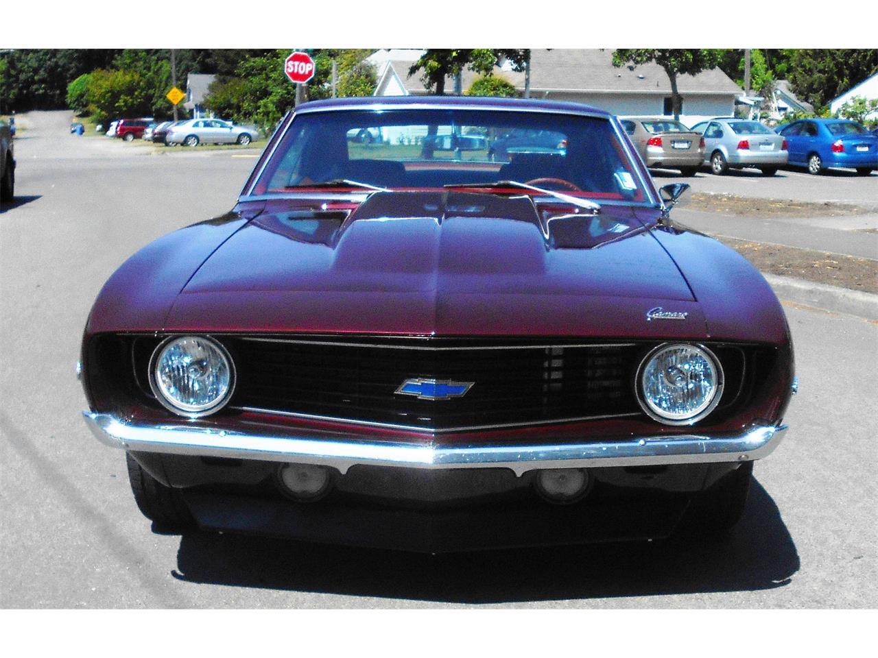 1969 Chevrolet Camaro (CC-1226086) for sale in Tacoma, Washington