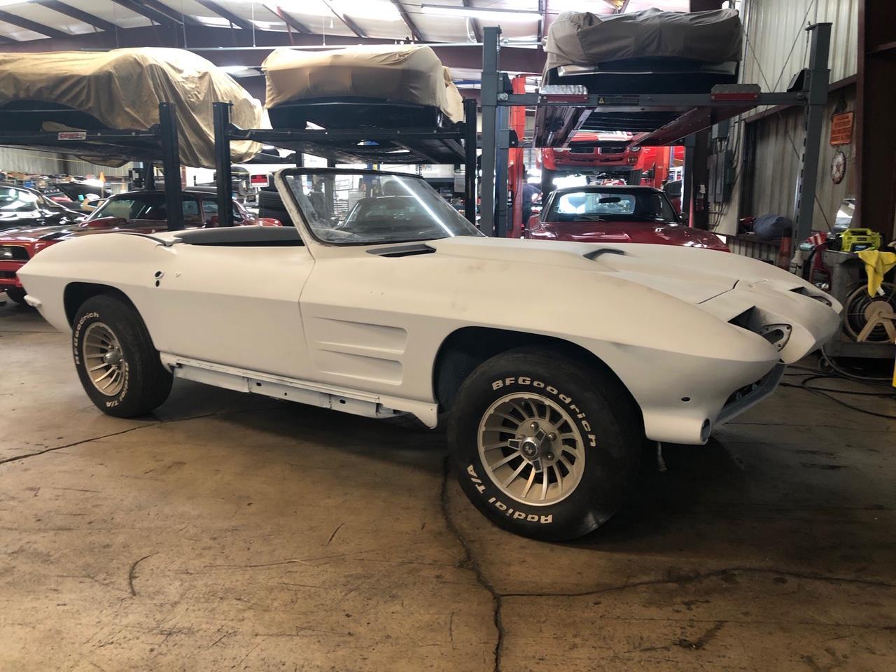 1963 Chevrolet Corvette (CC-1220609) for sale in Miami, Florida