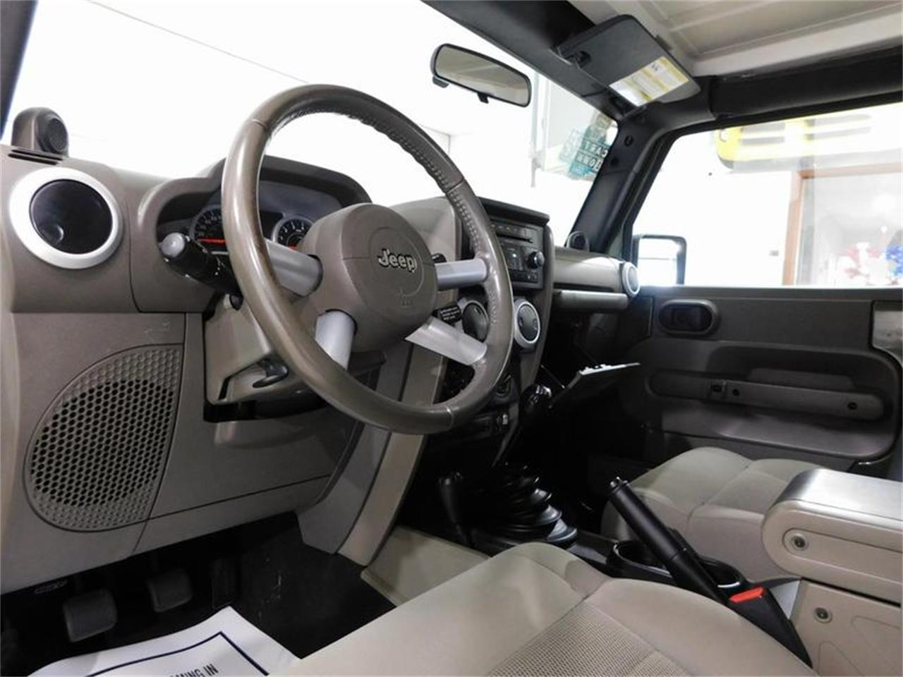 2008 Jeep Wrangler (CC-1226118) for sale in Hamburg, New York