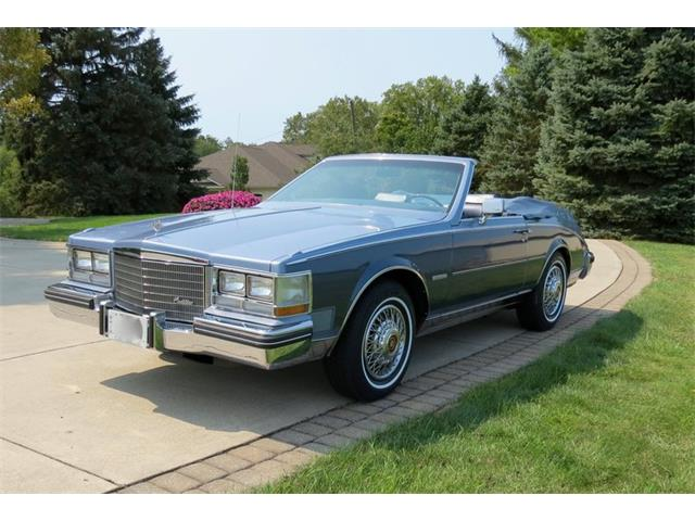 1983 Cadillac Seville (CC-1226233) for sale in Dayton, Ohio