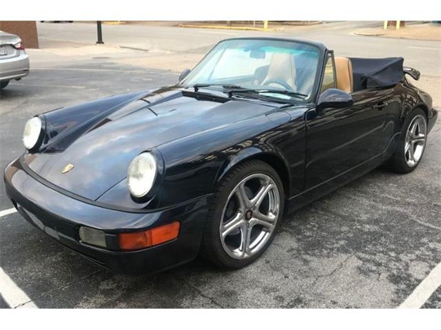 1994 Porsche 911 (CC-1226260) for sale in Cadillac, Michigan