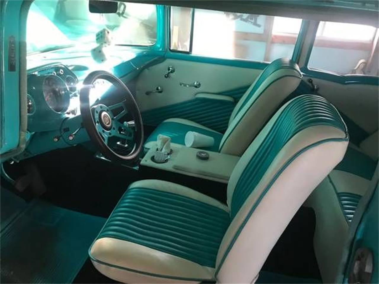 1957 Chevrolet Bel Air (CC-1226267) for sale in Cadillac, Michigan