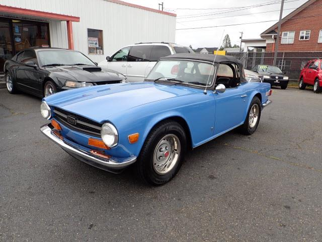1975 Triumph TR6 (CC-1226292) for sale in Tacoma, Washington