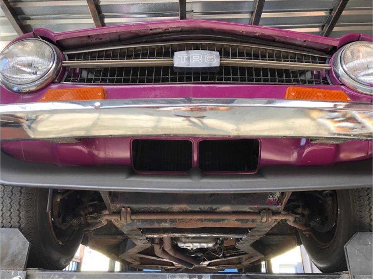 1973 Triumph TR6 (CC-1220063) for sale in Los Angeles, California