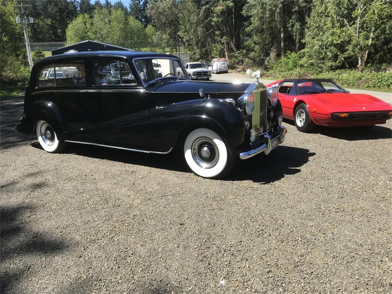 1954 Rolls-Royce Silver Wraith (CC-1220631) for sale in Tacoma, Washington