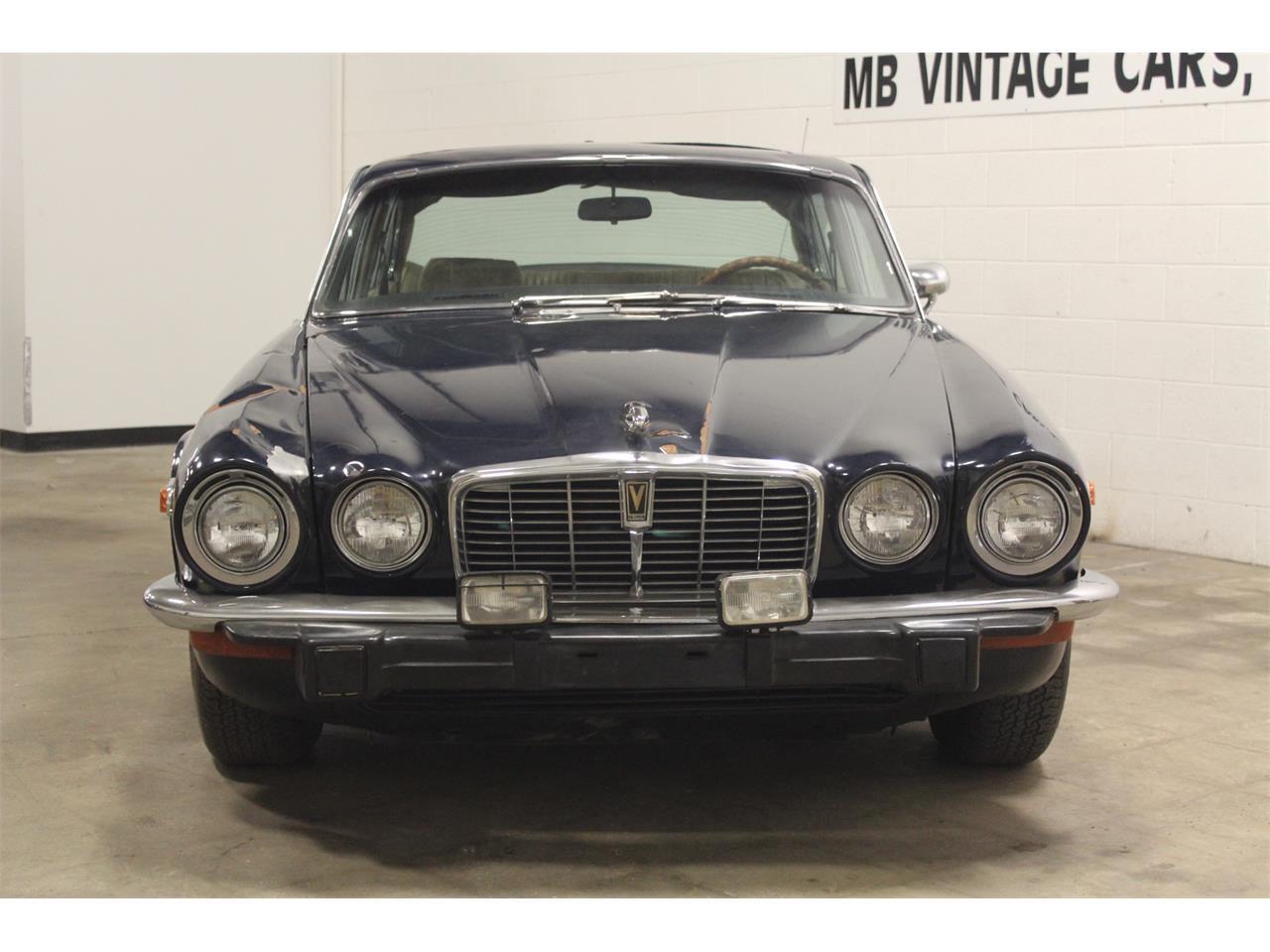 1975 Jaguar XJ12 for Sale | ClassicCars.com | CC-1226336
