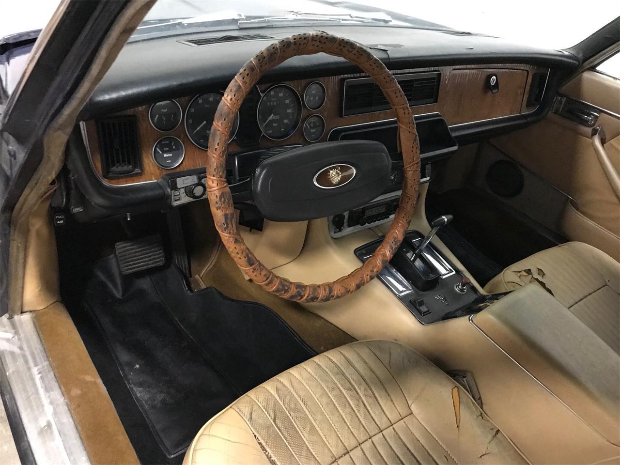 1975 Jaguar XJ12 (CC-1226336) for sale in Cleveland, Ohio