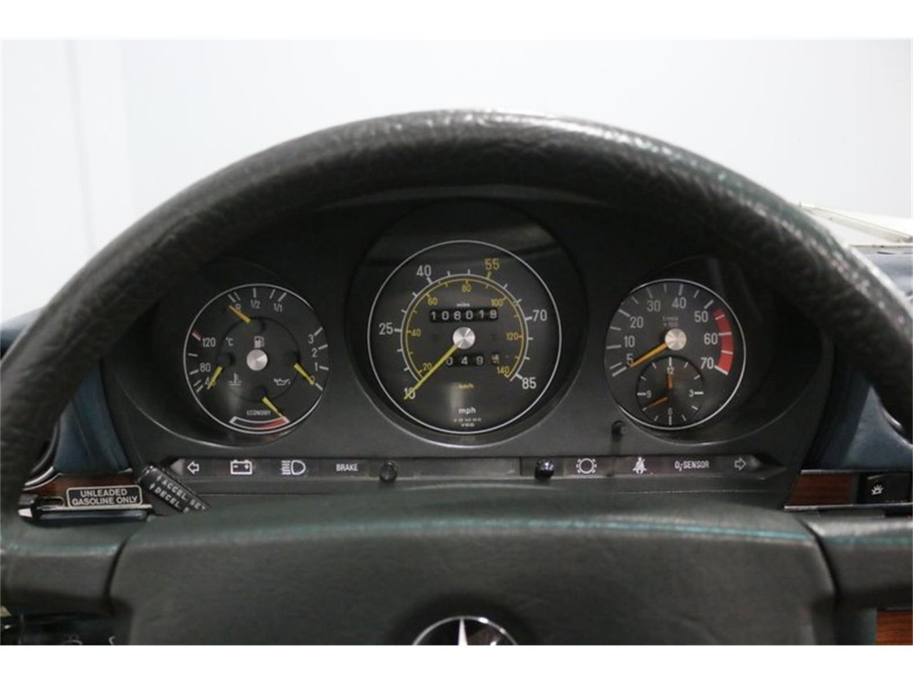 1981 Mercedes-Benz 380SL (CC-1226355) for sale in Ft Worth, Texas