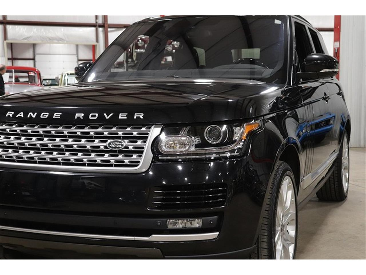 2014 Land Rover Range Rover (CC-1226373) for sale in Kentwood, Michigan
