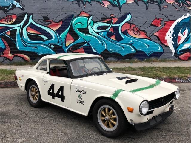 1973 Triumph TR6 (CC-1220064) for sale in Los Angeles, California