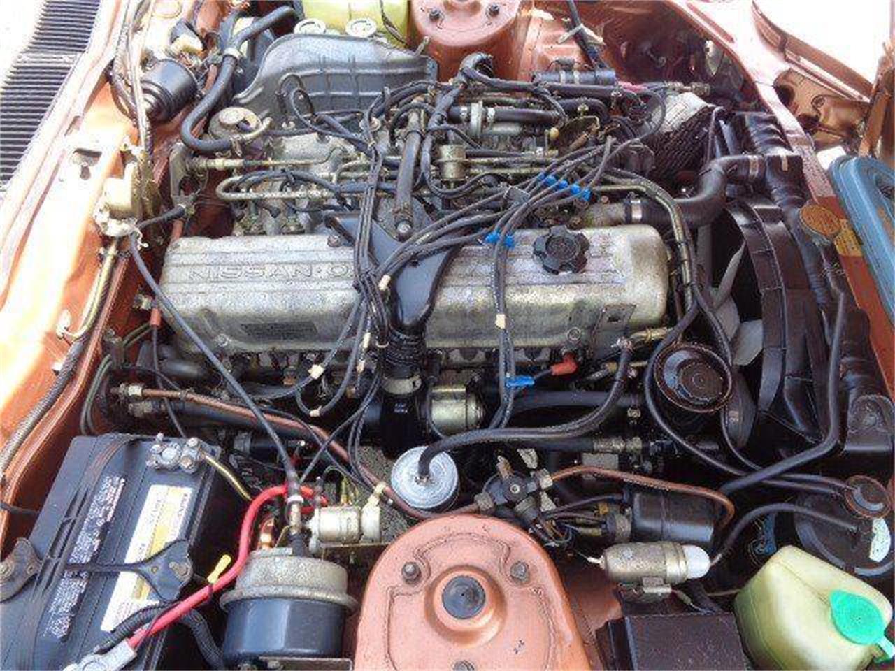 1981 Datsun 280ZX (CC-1226407) for sale in Staunton, Illinois