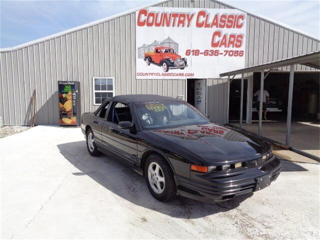 1994 Oldsmobile Cutlass Supreme (CC-1226410) for sale in Staunton, Illinois