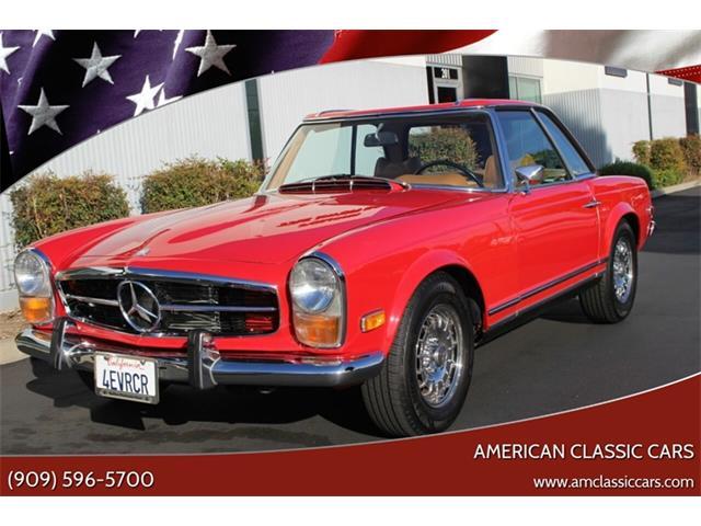 1970 Mercedes-Benz 280SL (CC-1226412) for sale in La Verne, California