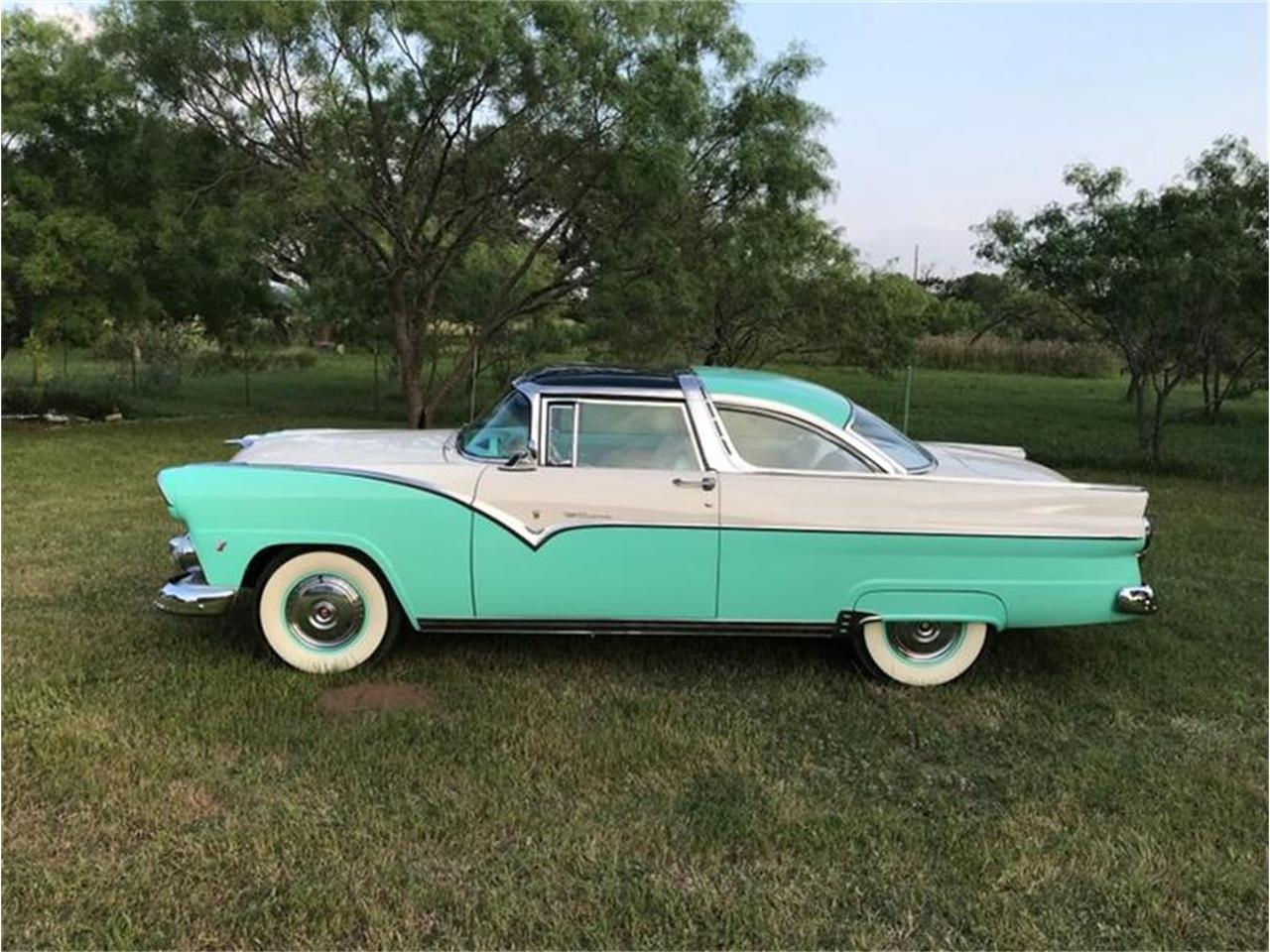 1955 Ford Crown Victoria (CC-1226440) for sale in Fredericksburg, Texas