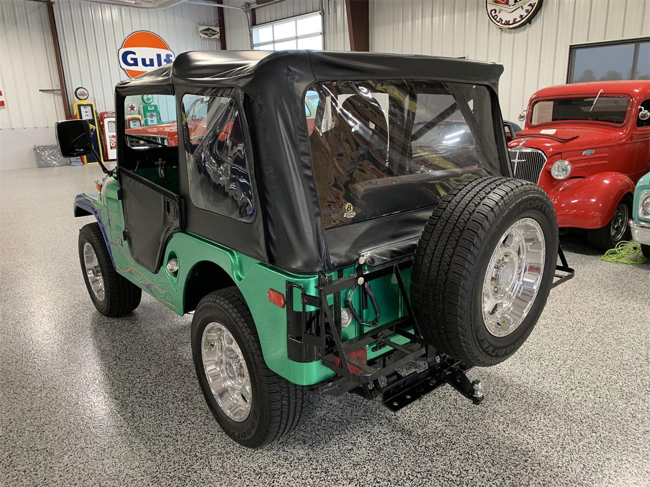 1970 Jeep CJ5 (CC-1226501) for sale in Hamilton, Ohio