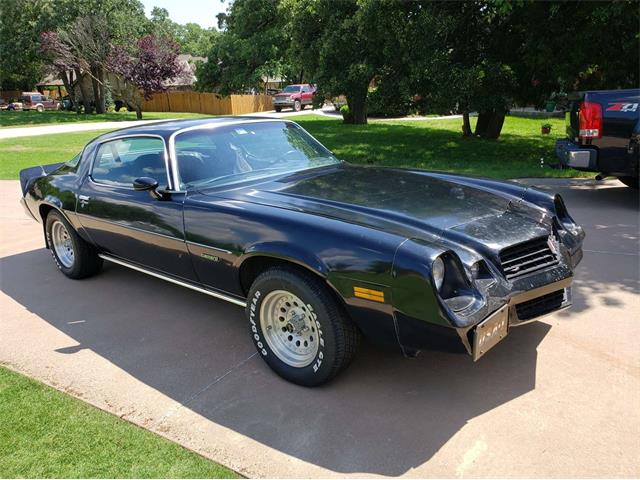 1978 Chevrolet Camaro (CC-1226519) for sale in Edmond, Oklahoma