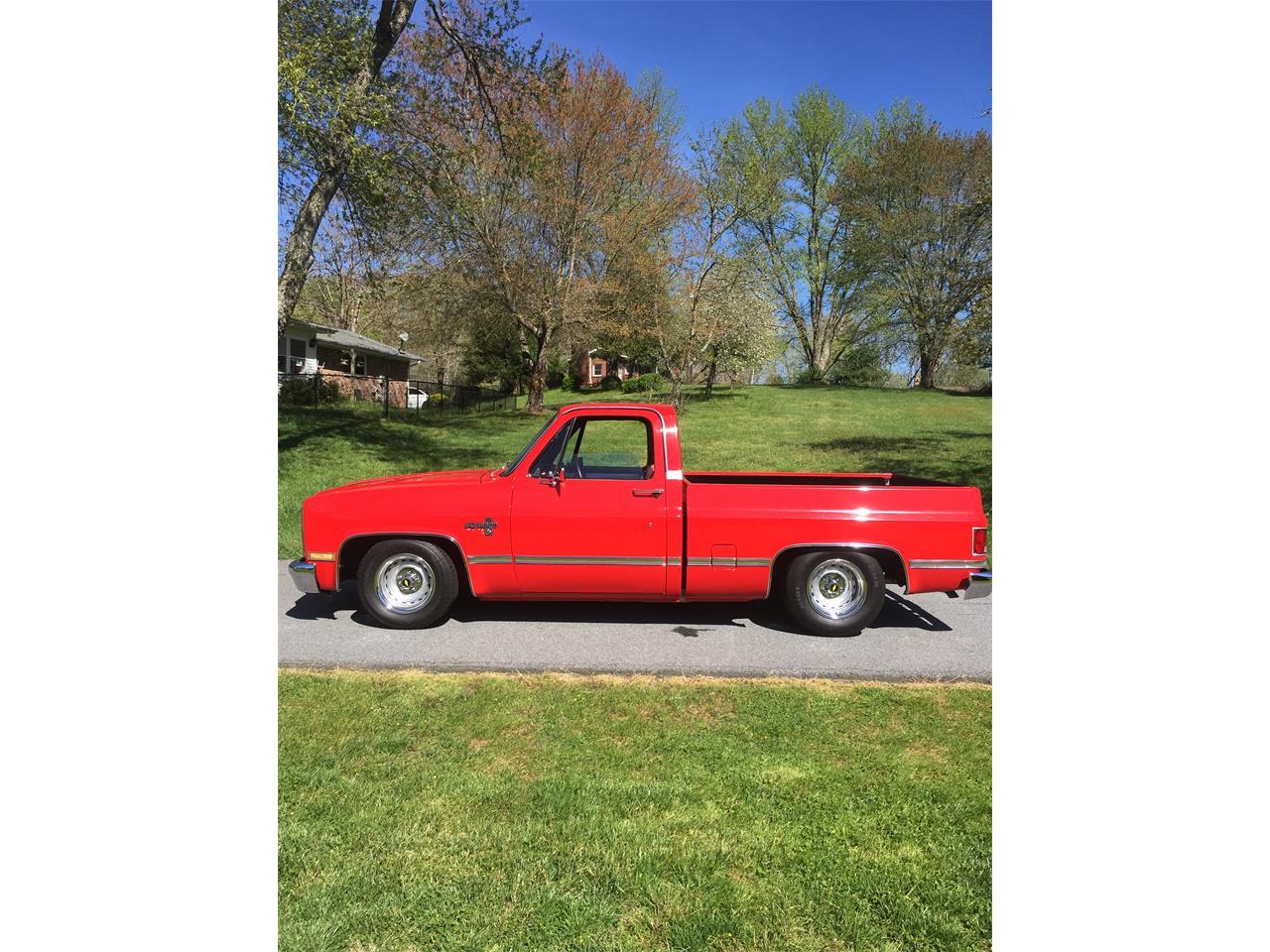1982 Chevrolet 1500 (CC-1226521) for sale in Etowah, North Carolina