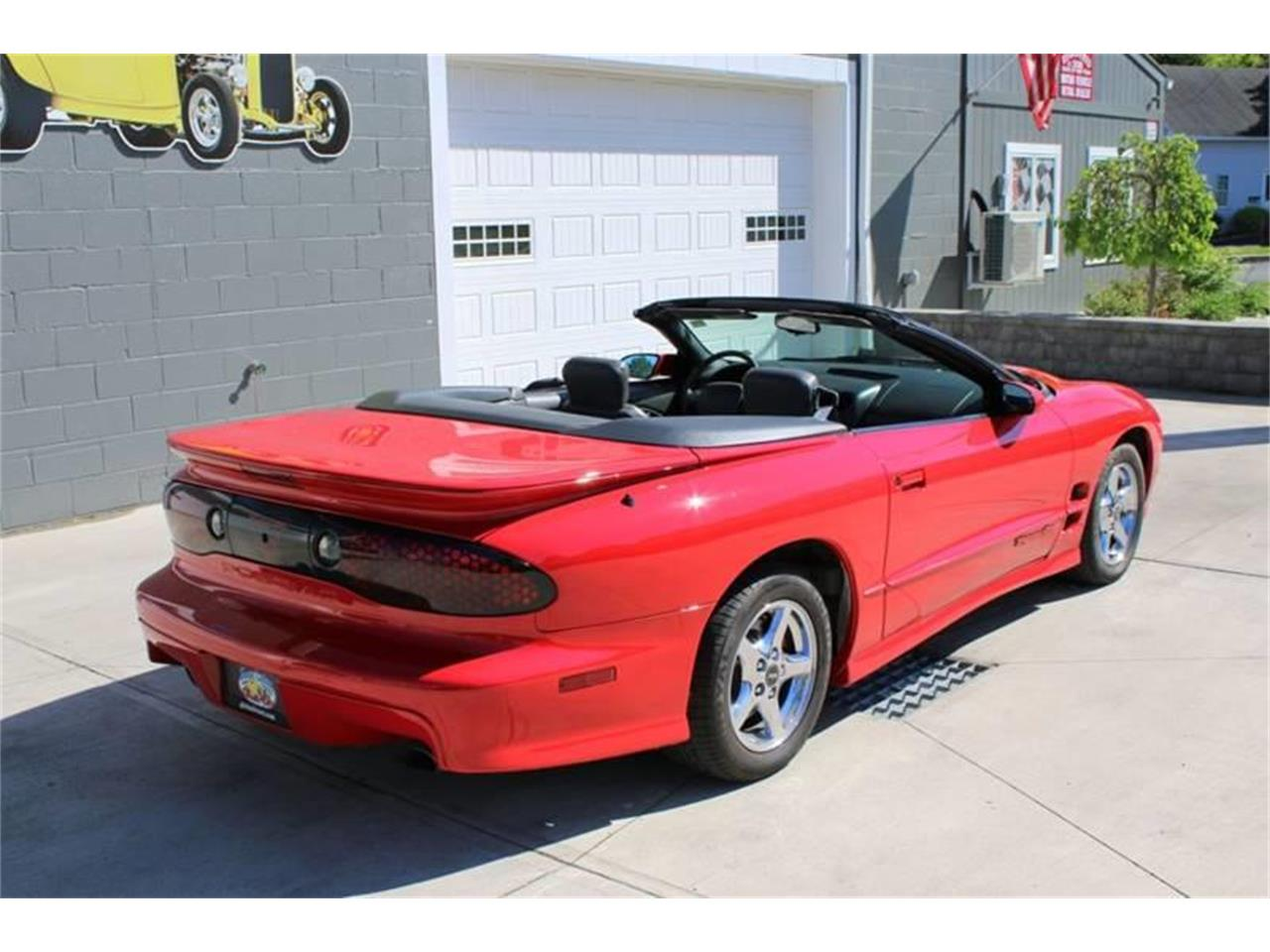 1998 Pontiac Firebird (CC-1226573) for sale in Hilton, New York