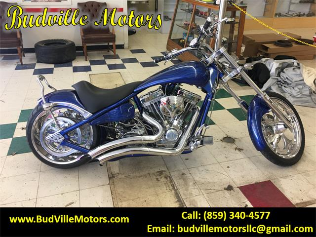 2006 American Ironhorse Motorcycle (CC-1226618) for sale in Paris, Kentucky
