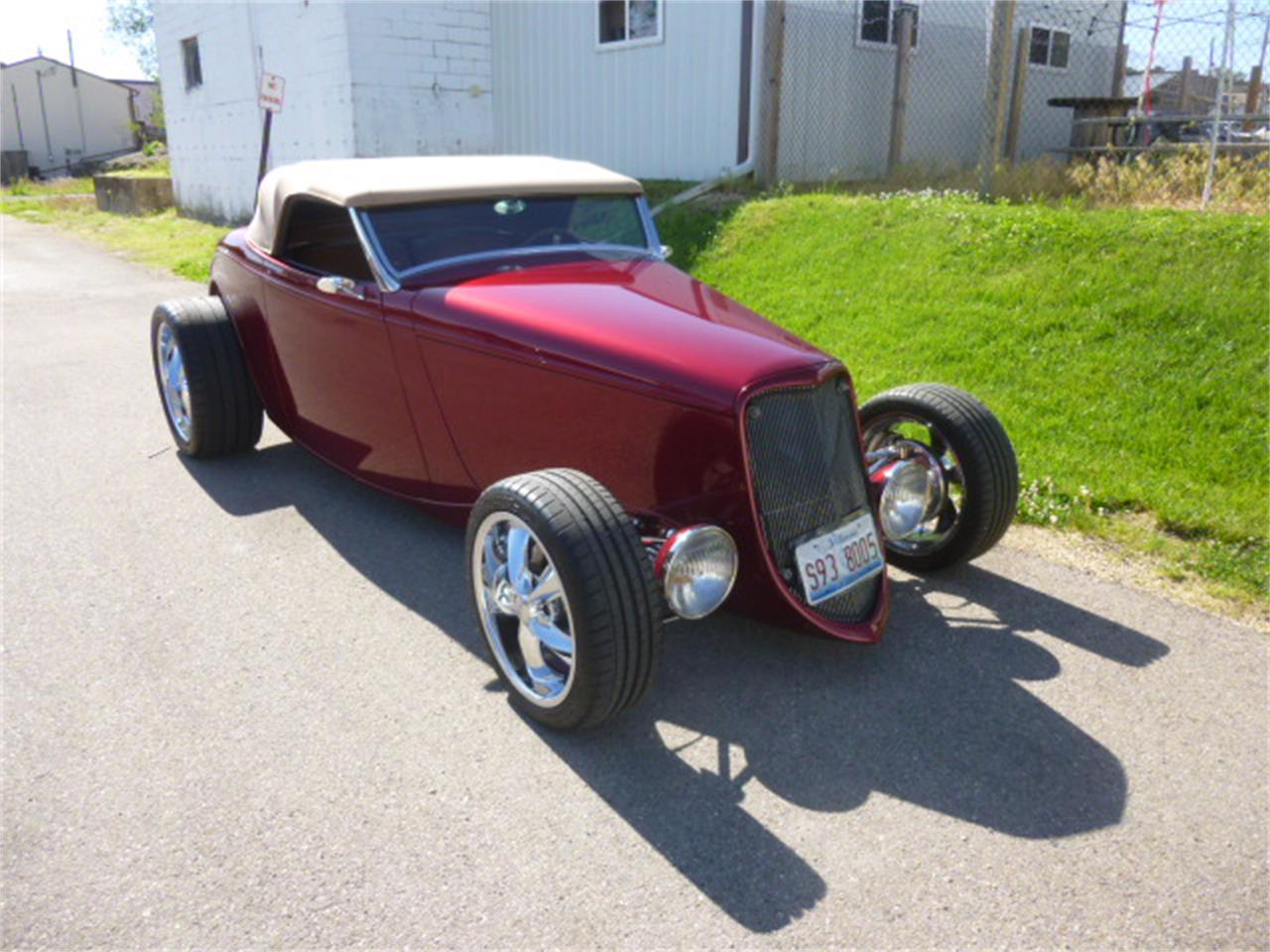 1933 Ford Roadster (CC-1226625) for sale in Freeport, Illinois
