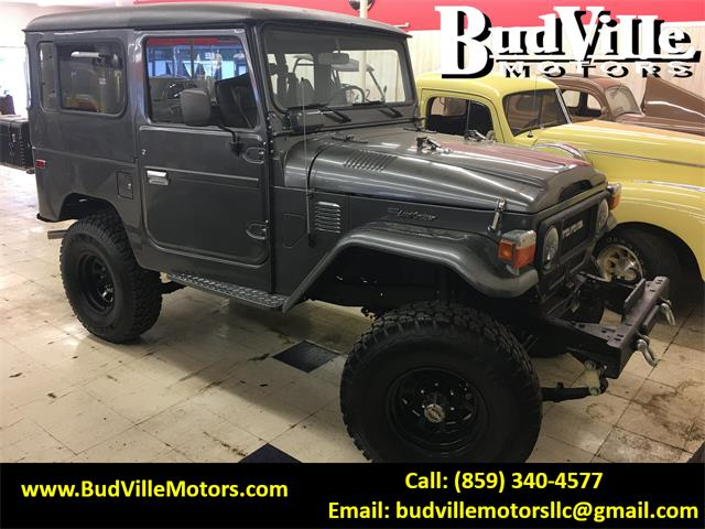 1979 Toyota Land Cruiser FJ40 (CC-1226630) for sale in Paris, Kentucky