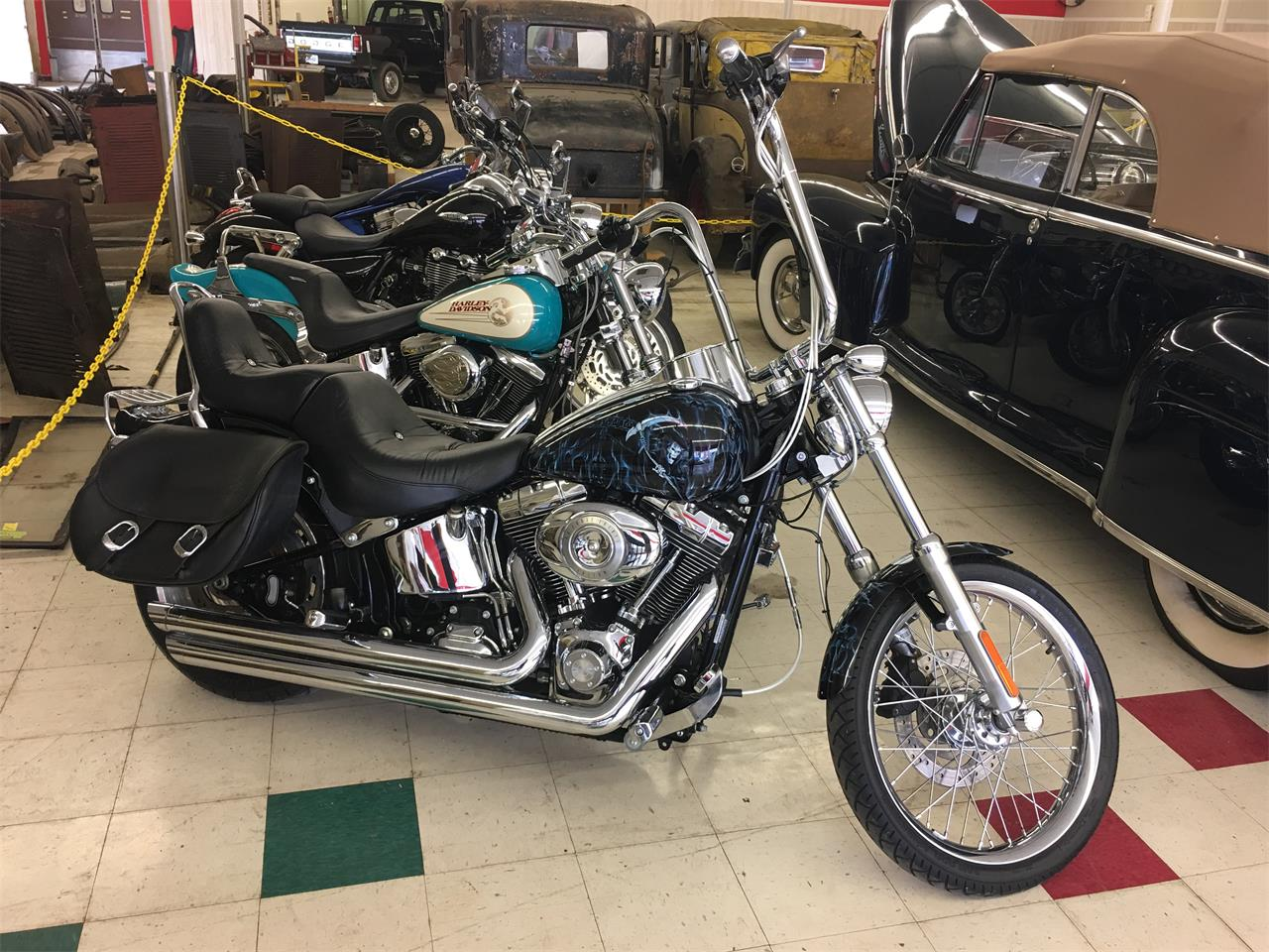 2010 Harley-Davidson Softail (CC-1226631) for sale in Paris, Kentucky