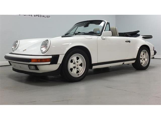 1989 Porsche 911 Carrera (CC-1226638) for sale in Yorktown, Virginia