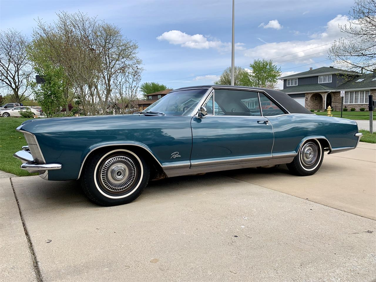 1965 Buick Riviera (CC-1226642) for sale in Homer Glen, Illinois