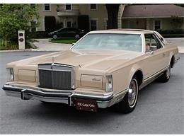 1979 Lincoln Mark V (CC-1226677) for sale in Lakeland, Florida