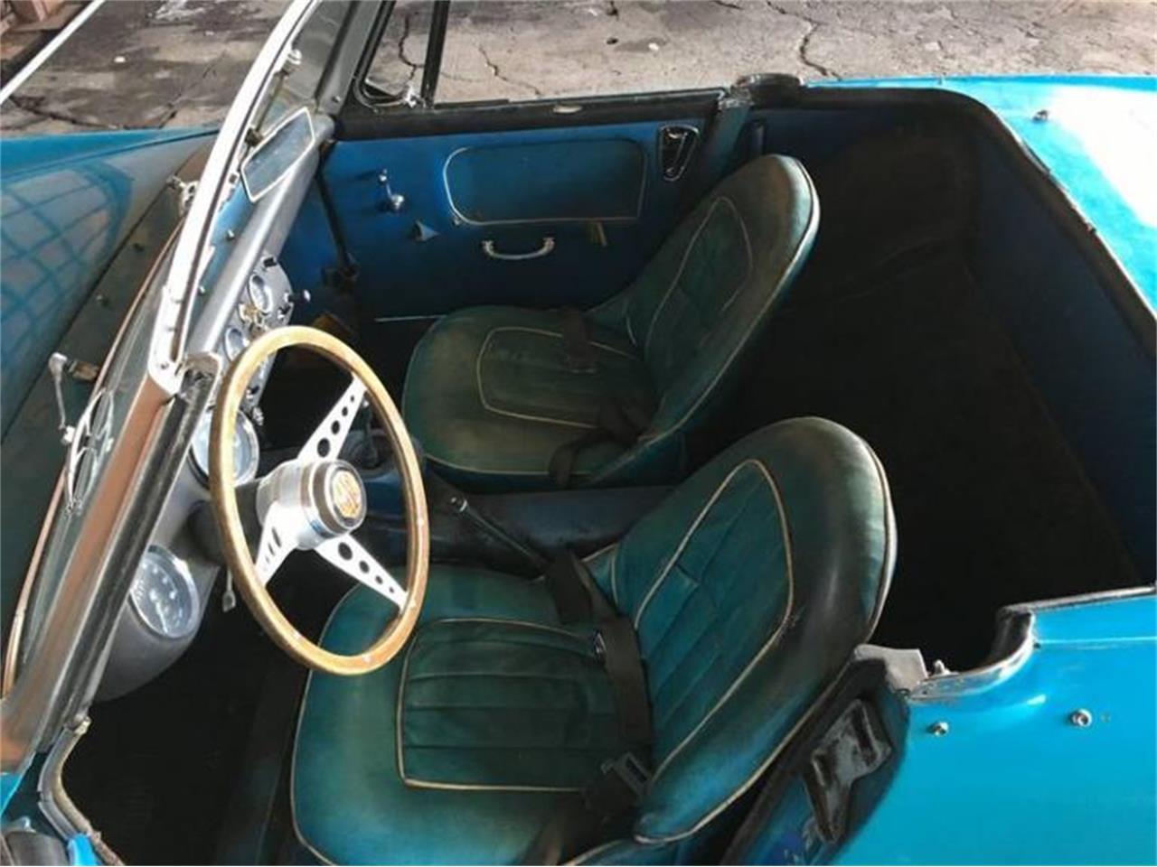 1965 Austin-Healey Sprite Mark III (CC-1220067) for sale in Los Angeles, California